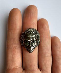 Joker ring bovenaanzicht