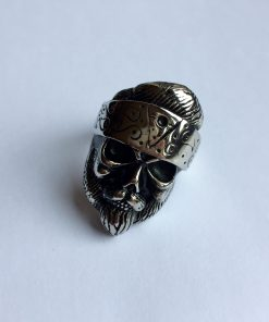 Punk rocker ring