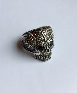 Skull ring dames